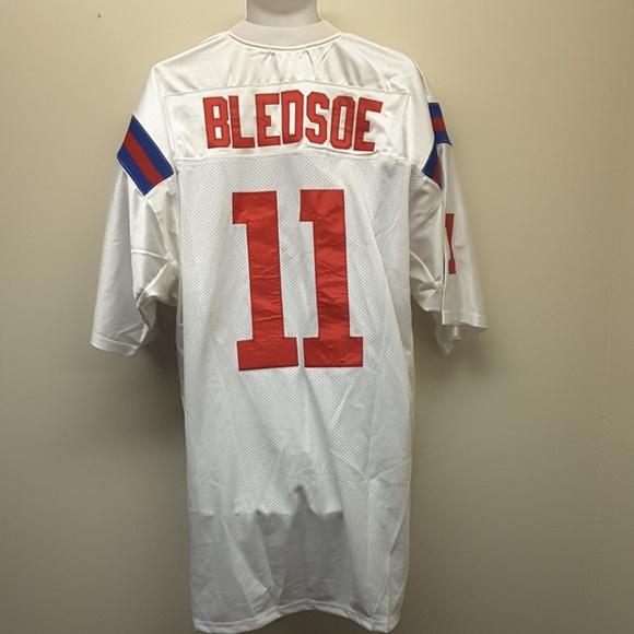 premium selection d9646 0e299 Drew Bledsoe New England Patriots jersey